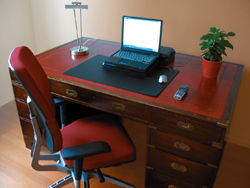 Feng Shui And The Office Desk